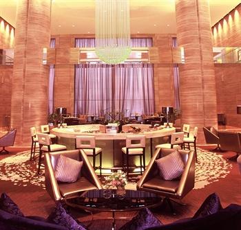 福州长山湖酒店大堂吧