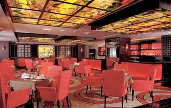 厦门悦华酒店红夫人西式扒房