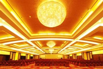 北京京仪大酒店大宴会厅