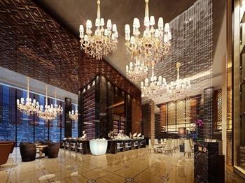 长沙富力万达文华酒店Cafe Vista美食汇全日制西餐厅