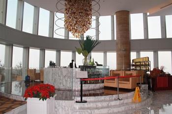 南京绿地洲际酒店餐厅