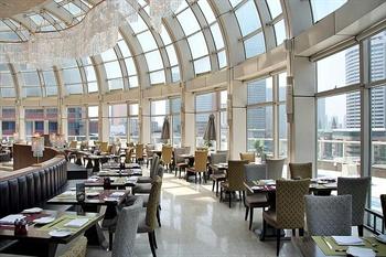 大连中远海运洲际酒店紫丁香西餐厅