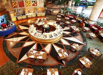 南京维景国际大酒店自助餐