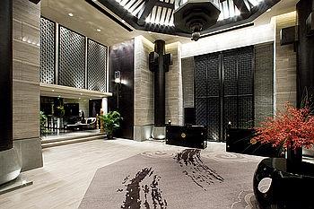 苏州吴宫泛太平洋酒店贵宾休闲会所大堂