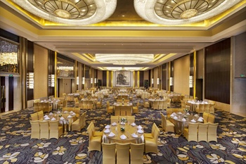 莆田三迪希尔顿逸林酒店宴会厅