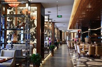 重庆合川华地王朝大酒店亚洲餐厅