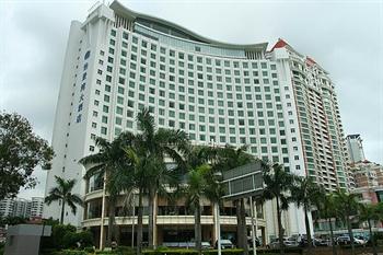 珠海怡景湾大酒店酒店外观图片