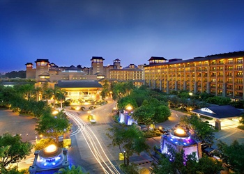 广州长隆酒店外观图片