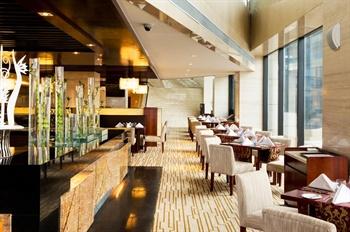 烟台金沙滩喜来登度假酒店盛宴-自助餐厅