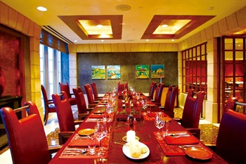 上海金茂君悦大酒店餐厅