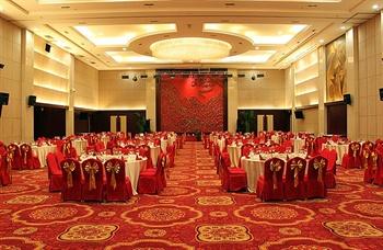 北京裕龙国际酒店宴会厅