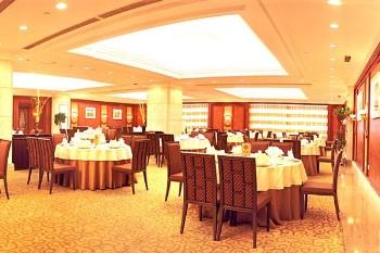 江西泰耐克国际大酒店(南昌)一楼香江中餐厅