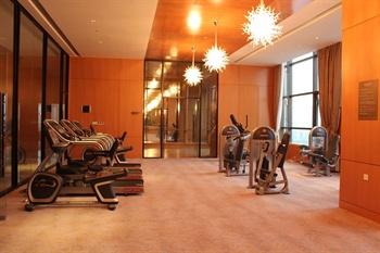 泰州國際金陵大酒店健身房