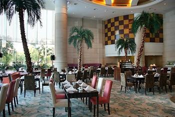 泉州悦华酒店悦园咖啡厅