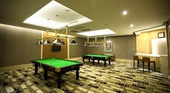 江西前湖迎宾馆(南昌)桌球室