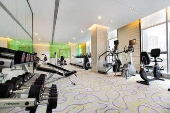 广州圣丰索菲特大酒店健身房/健身中心