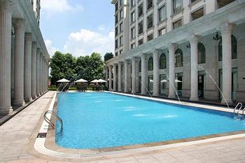 广州威尔登酒店游泳池