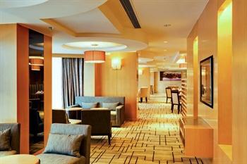 烟台金沙滩喜来登度假酒店行政酒廊