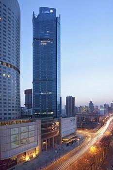 天津中心唐拉雅秀酒店酒店外观图片