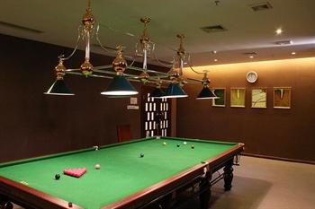成都花水湾金陵温泉度假酒店桌球