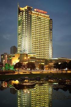 上海松江开元名都大酒店酒店外观图片
