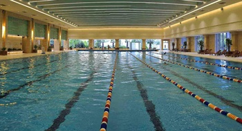 泉州迎宾馆室内恒温游泳池