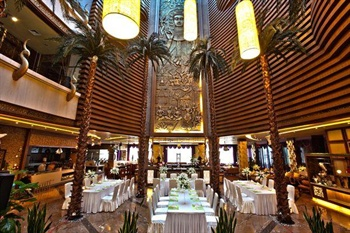 成都望江宾馆普吉岛餐吧