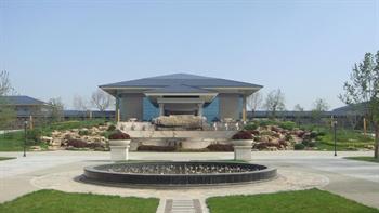 聊城阿尔卡迪亚国际温泉酒店酒店正门图片