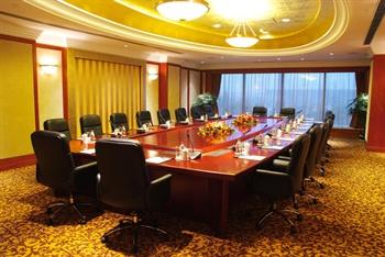 常熟金陵天铭国际大酒店会议室