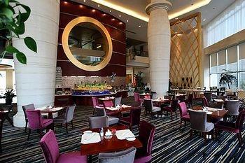 南京武家嘴国际大酒店咖啡厅