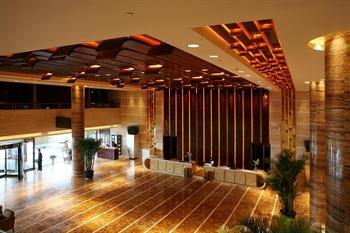 杭州富阳国际贸易中心大酒店大堂
