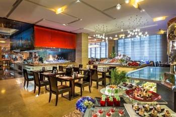 石家庄富力洲际酒店夜市自助餐厅
