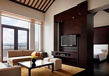 宁波柏悦酒店客房