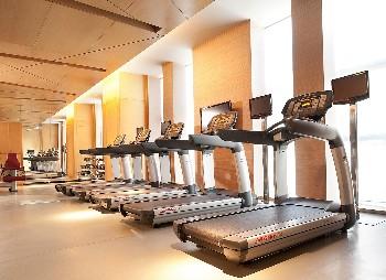重庆富力艾美酒店健身房
