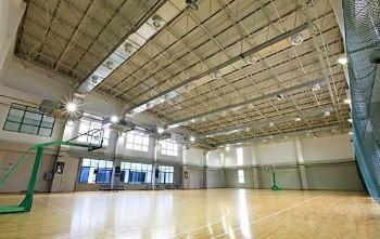厦门佰翔软件园酒店篮球馆