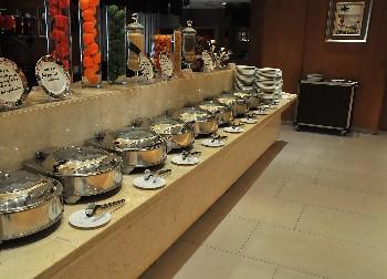 西安华清爱琴海温泉酒店西餐厅