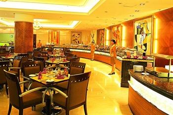 广州嘉逸国际酒店西餐厅