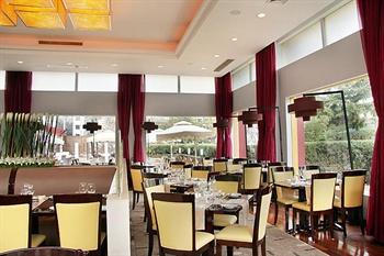 北京北辰五洲皇冠国际酒店黄玉石西餐吧