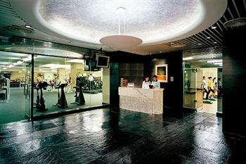 北京中国大饭店健身房