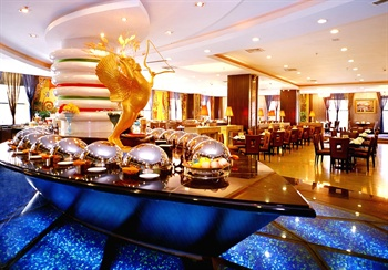 乌鲁木齐瑞豪国际酒店威尼斯西餐厅