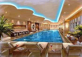 苏州万怡酒店泳池