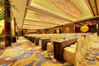 北京金霖酒店大宴会厅