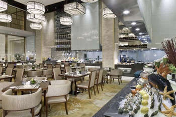 福州富力威斯汀酒店餐厅-知味