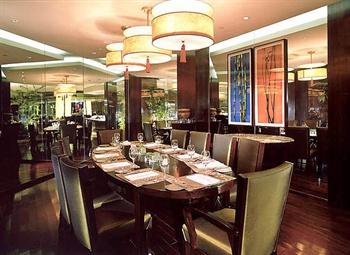 北京王府半岛酒店自助餐厅包房