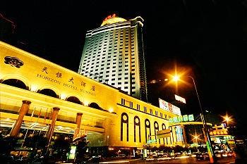 昆明中维天恒大酒店酒店外观图片