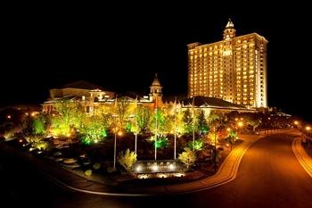 太原星河湾酒店外景图片