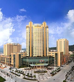 宁德福鼎金九龙大酒店酒店外观