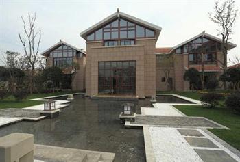 成都新津城市名人酒店酒店外观图片