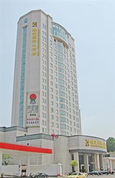 武汉雄楚国际大酒店酒店外观