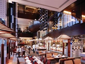 广州香格里拉大酒店咖啡厅